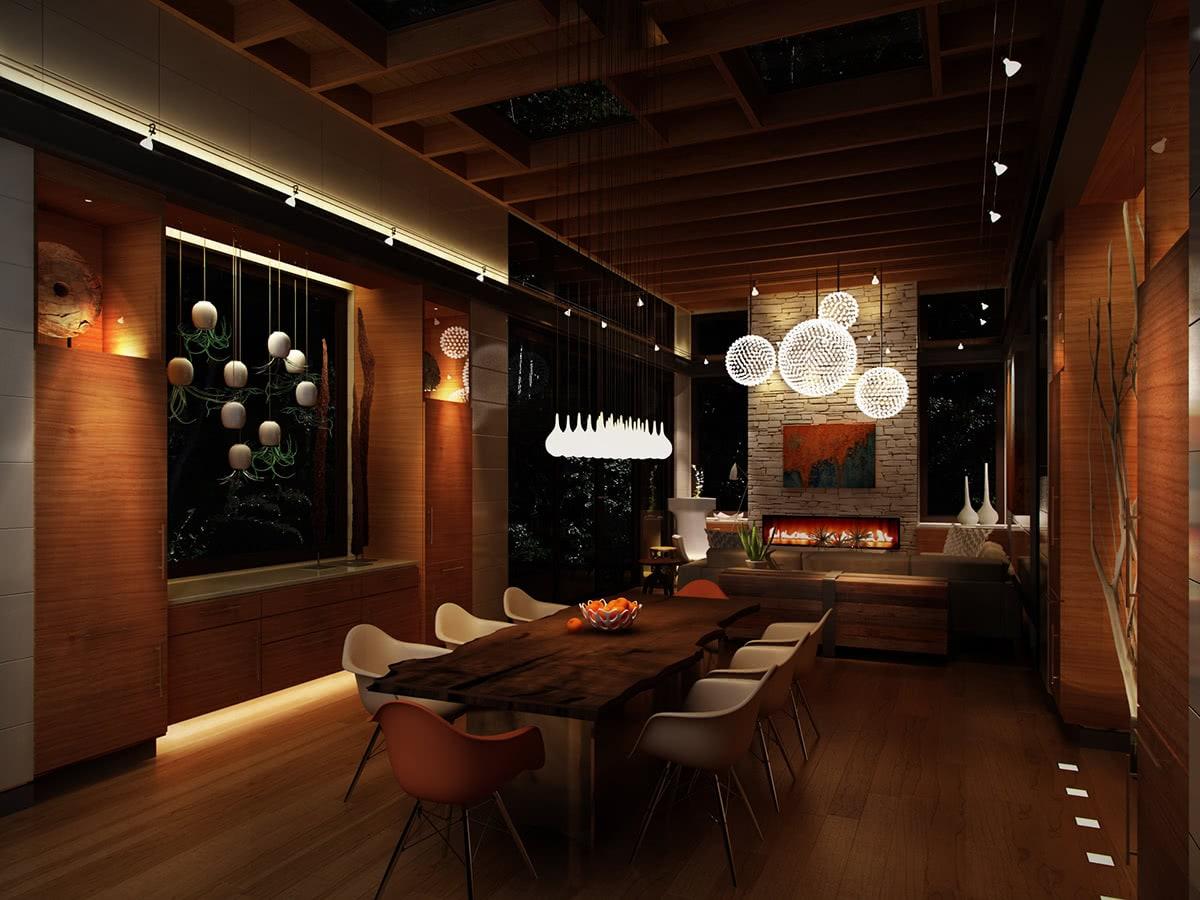 Modern Interior Design Style Home