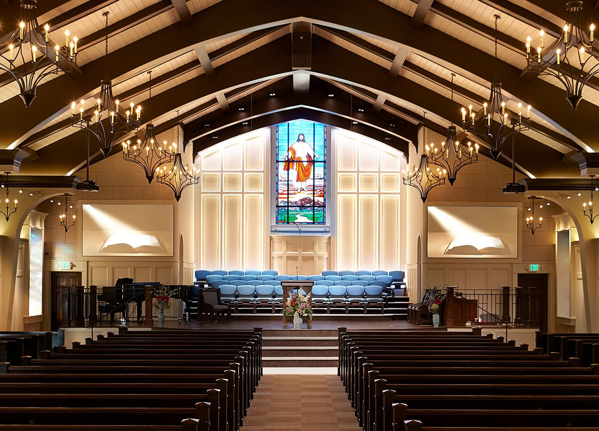 Oh My Lord Sanctuary Interior Design Overhaul