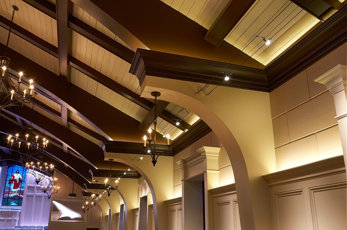 Church Ceiling Design
