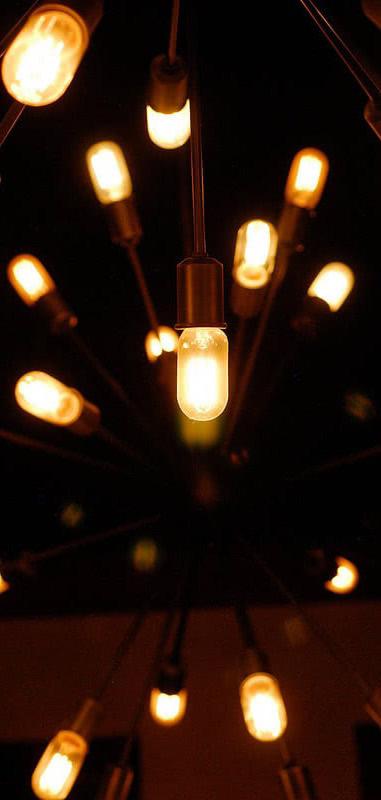 Posana Restaurant Thought-Provoking Lighting Design