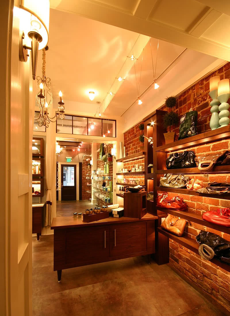 Lobby Area Lobby Product Section Layout Design