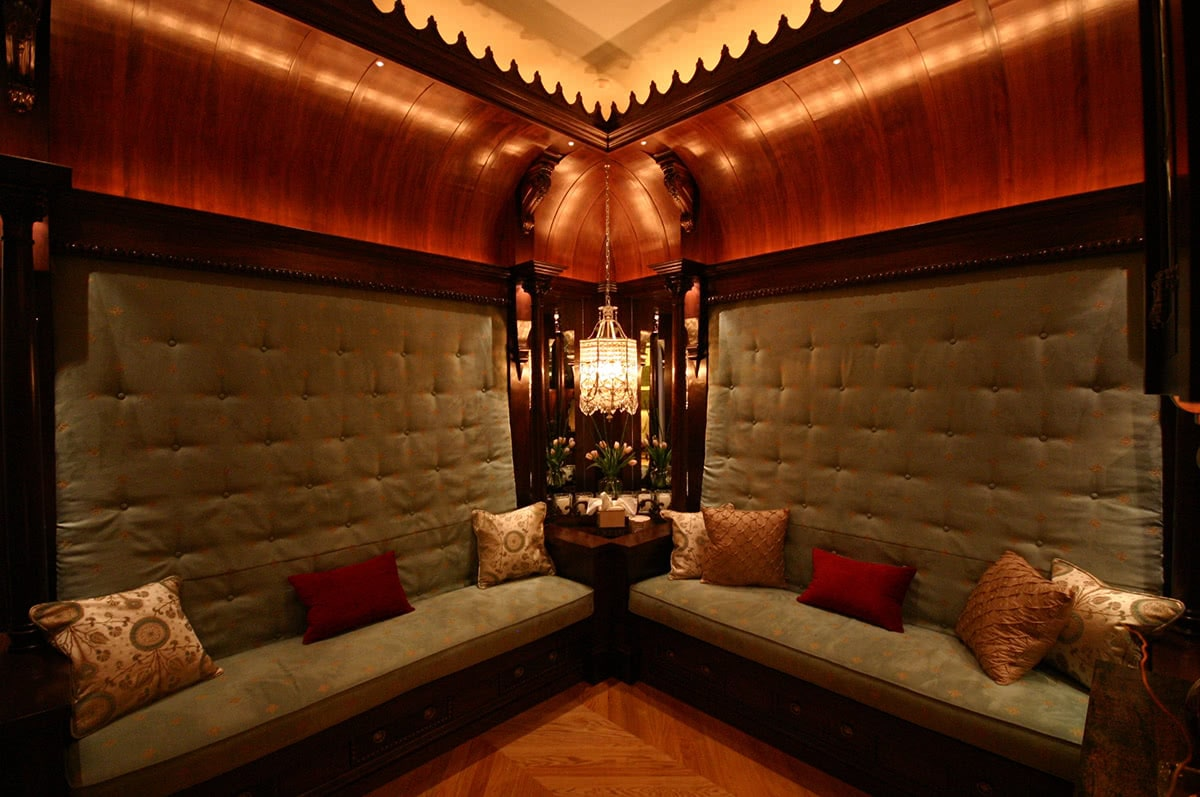 The Biltmore Spa - Ceiling and Lighting Design