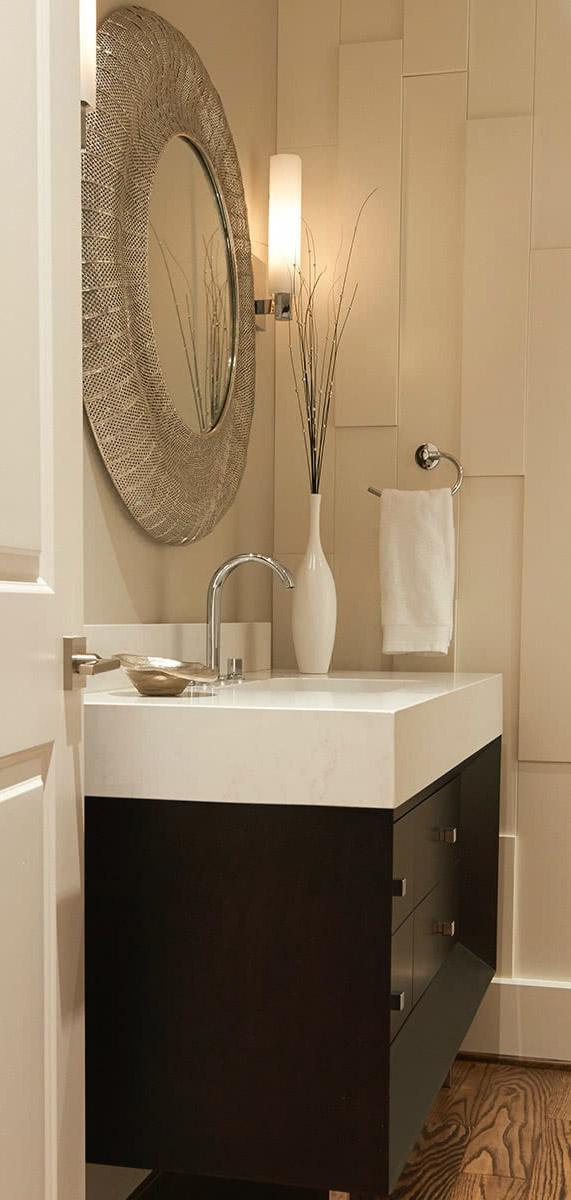 Sink Transitional Interior Design