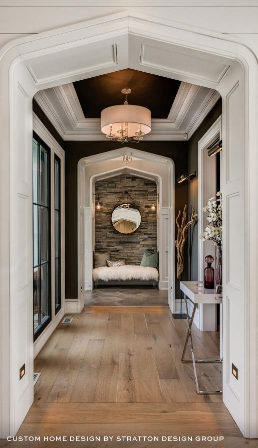 Custom Home Design by Stratton Design Group