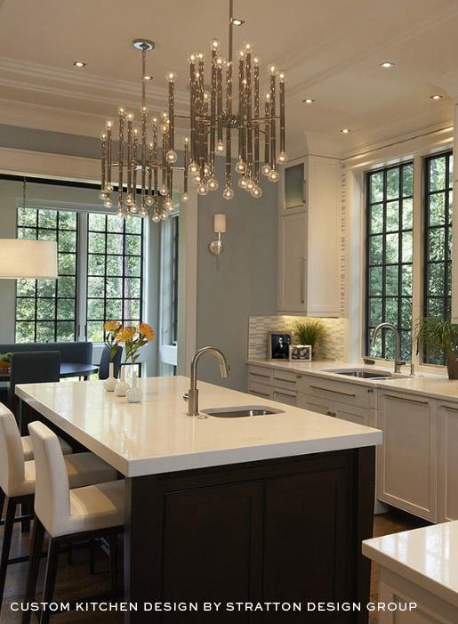 Custom Kitchen Design by Stratton Design Group