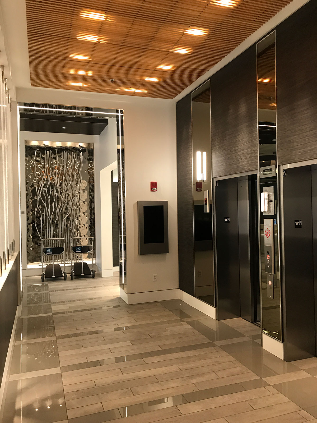 AC Marriott Asheville, by Stratton Design Group