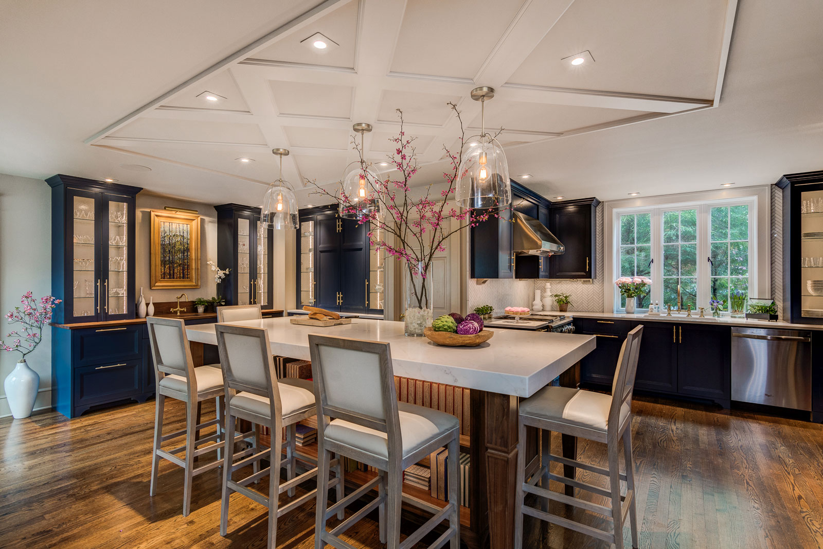 Transitional Kitchen | Stratton Design Group