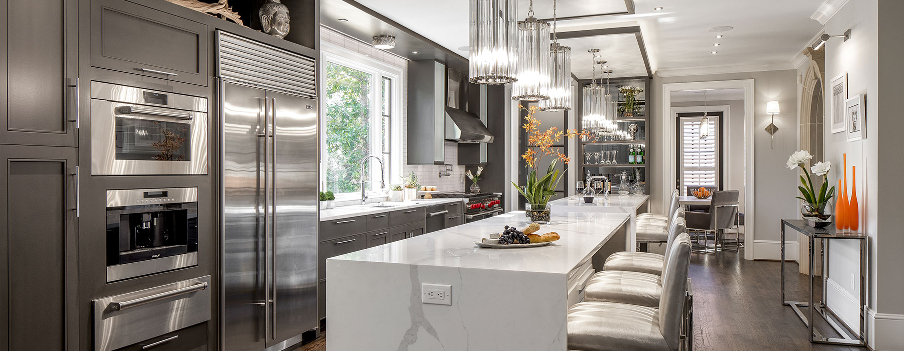 House Interior Design - Transitional Beauty - Asheville, NC