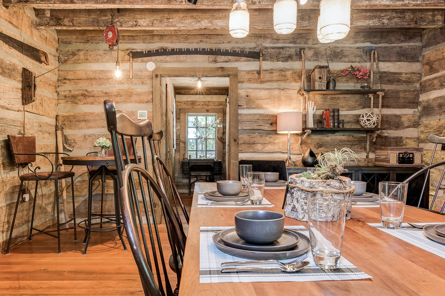 Rustic Re-do, Stratton Design Group
