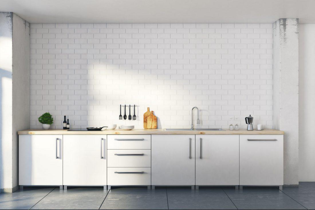 Timeless Interior Design: White Kitchens