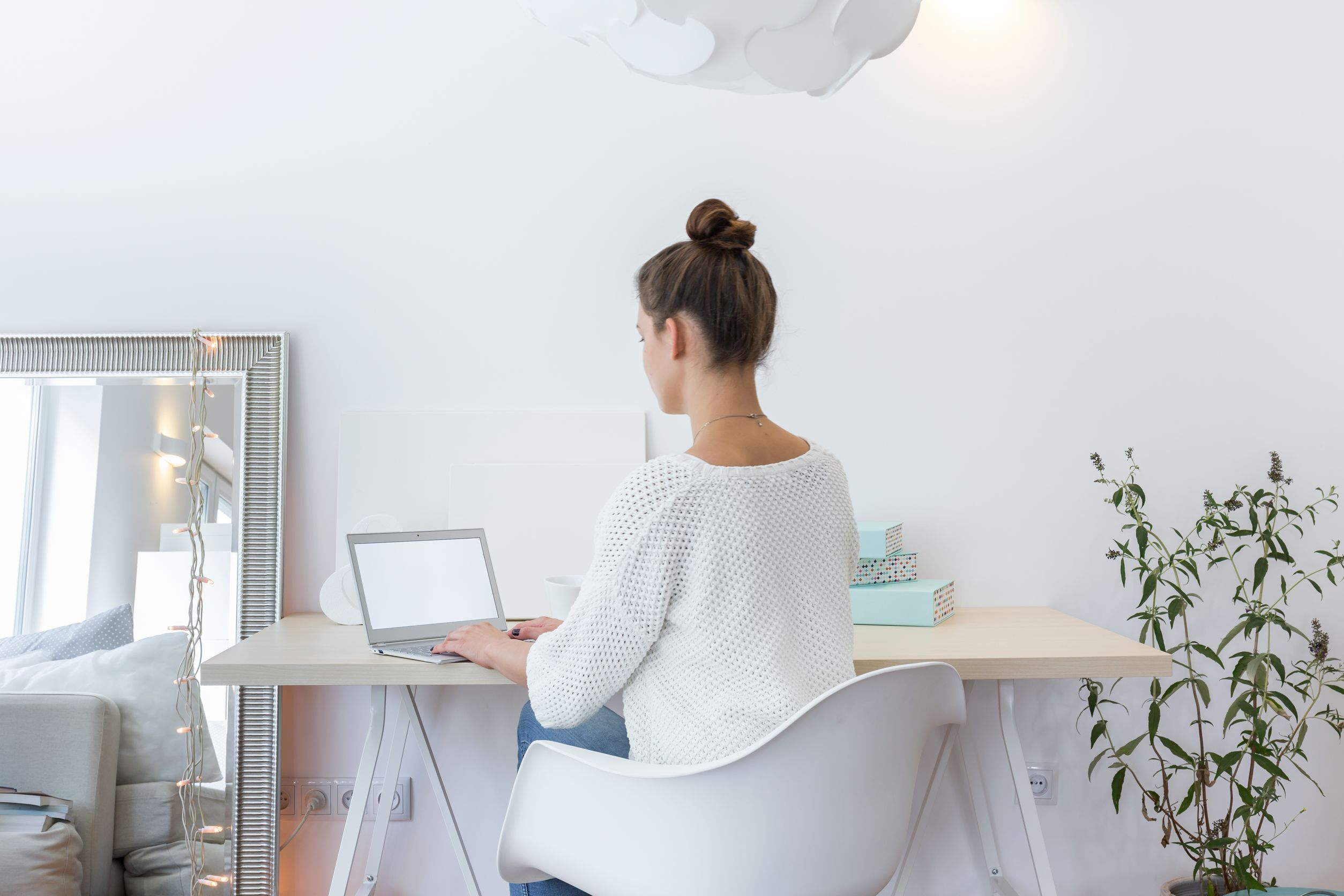 interior design firm in Asheville - How to Design Your Home Office