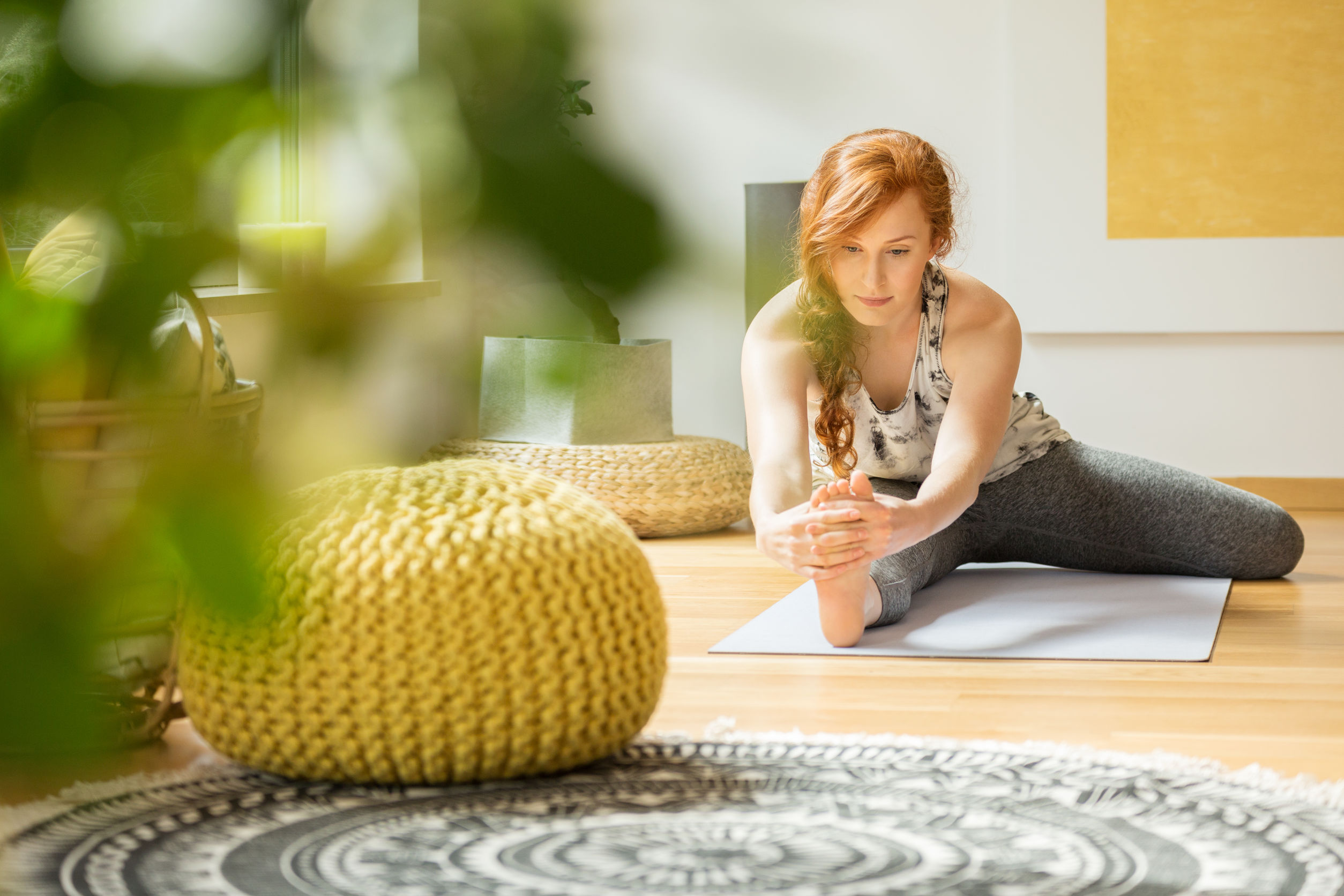 interior design in Asheville, Does Your Home Design Include a Yoga Studio? Are You Wishing It Did?