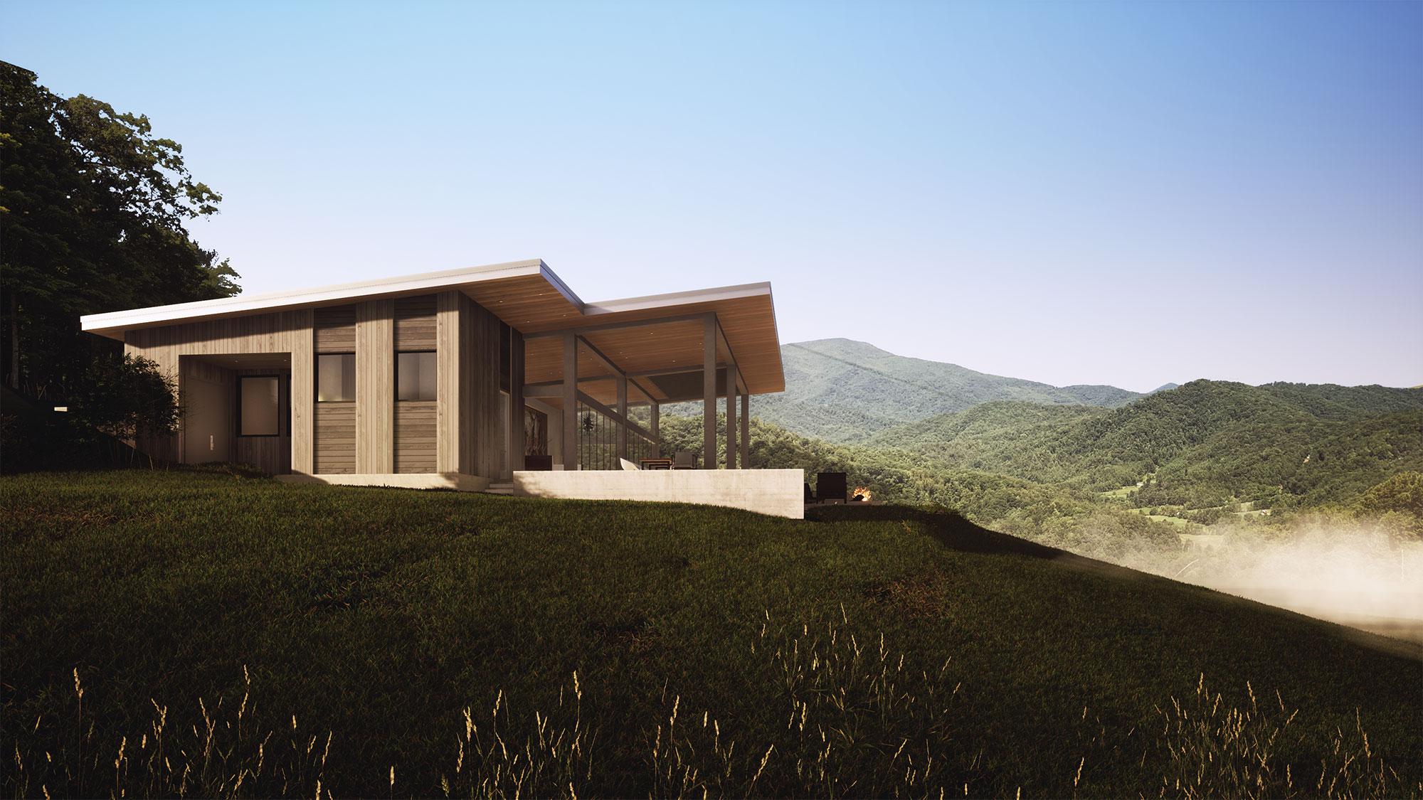 Serenity Hills Custom Home