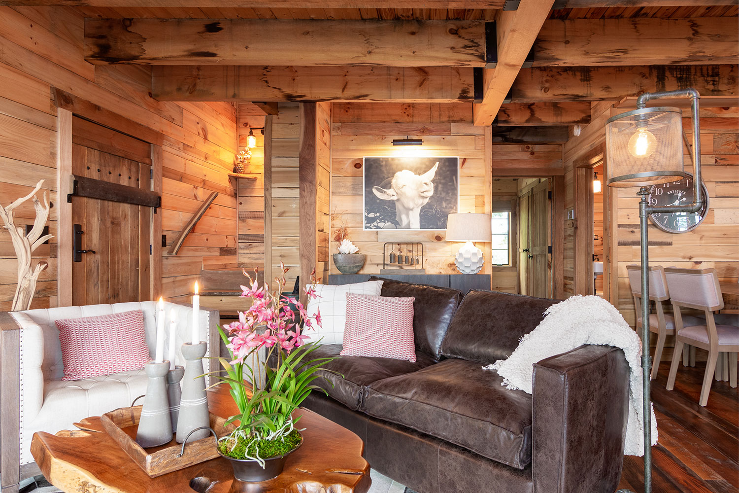 Cabin With a View, Stratton Design Group